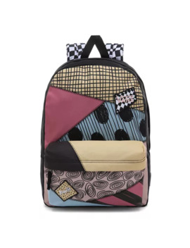 Disney X Vans Sally Patchwork Realm Backpack by Vans