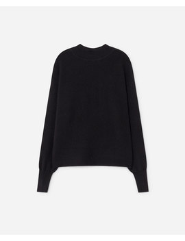 Sweatshirt Com Gola Alta by Lefties