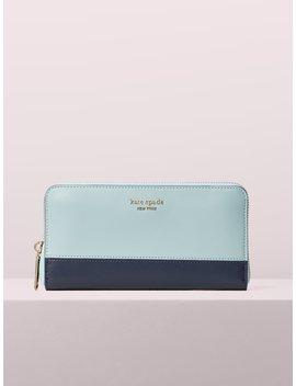 Spencer Zip Around Continental Wallet by Kate Spade