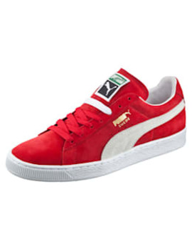 Suede Classic+ Men's Trainers by Puma