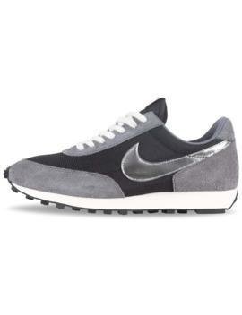 Nike Daybreak Sp Black / Metallic Silver / Dark Grey by 5 Pointz