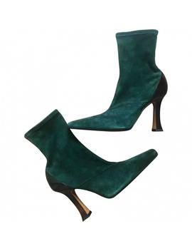 Madame Ankle Boots by Céline