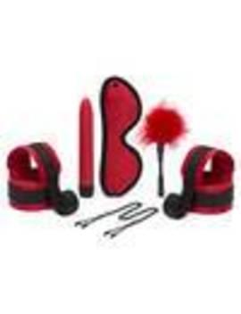 Lovehoney Red Hot Passion Couple's Pleasure Kit (6 Piece) by Lovehoney