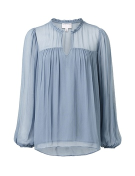 Peasant Blouse by Witchery