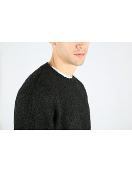 Wade Boucle Sweater by Saturdays Nyc