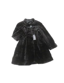 Quality Of Unused Article ▼ Royal Saga Mink Royal Saga Shared Mink Book Fur Coat Hair Soft ◎ F Size Black by Rakuten Global Market