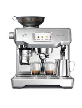 Breville Brushed Stainless Steel The Oracle Touch Espresso Machine   Bes990 Bss1 Bus1 by Breville Brushed Stainless Steel The Oracle Touch Espresso Machine