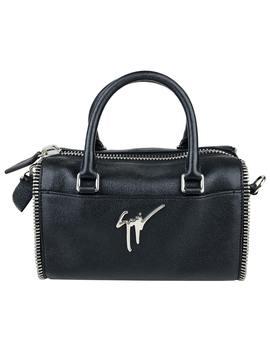 Leather Handbag by Giuseppe Zanotti