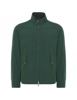 Racing Green G4 Harrington Jacket by Baracuta