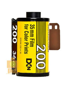 New Kodak Colorplus 200 35mm 36exp Film 1 Rolls  / Date 12 2021 by For Canon, For Agfa, For Kodak, For Lomography