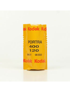 Kodak Portra 400 120 Colour Roll Film, Ultra Fine Grain Negative Film, In Date by For All 120 Roll Film Cameras, For Bronica, For Mamiya, For Rolleiflex, For Yashica