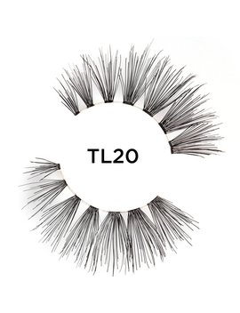 Human Hair Lashes Tl20 by Tatti Lashes