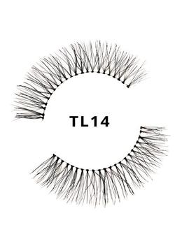 Human Hair Lashes Tl14 by Tatti Lashes