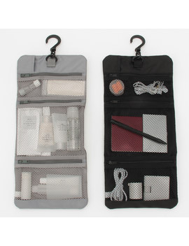 Hanging Case With Small Item Pockets by Muji