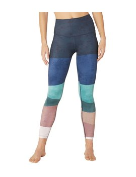Engineered Lux High Waisted 7/8 Yoga Leggings by Yoga Outlet