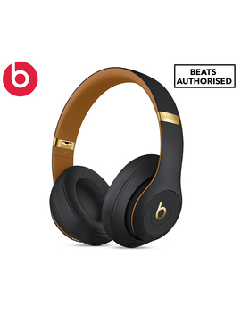 Beats Studio3 Bluetooth Over Ear Headphones   Midnight Black by Beats