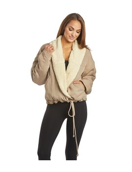 Movement Mix It Up Reversible Jacket by Yoga Outlet