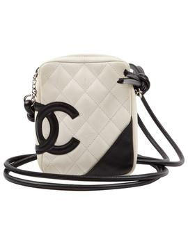 Cambon Leather Crossbody Bag by Chanel