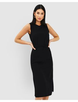 Alexandria Sleeveless Dress by Forcast