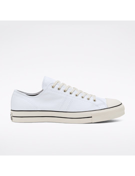 Leather Converse Lucky Star Low Top by Converse