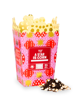 A Star Is Corn 50g Loose Leaf Feature Box by T2 Tea
