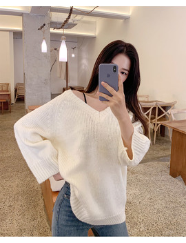 The Moment You Wear It Knit Sweater by Chuu