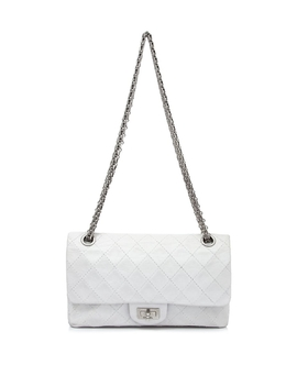 Pre Owned Chanel Reissue Double Flap Shoulder Bag by Chanel