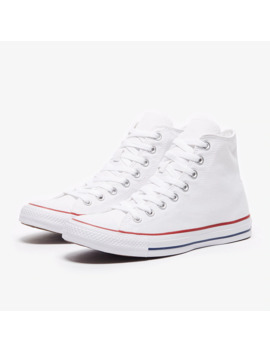 Converse Chuck Taylor All Star Hi   Optical White by Pro Direct Select