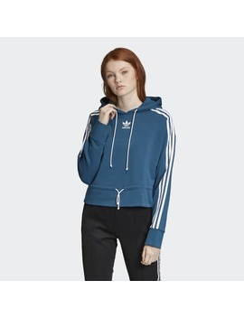 Bellista Cropped Hoodie by Adidas