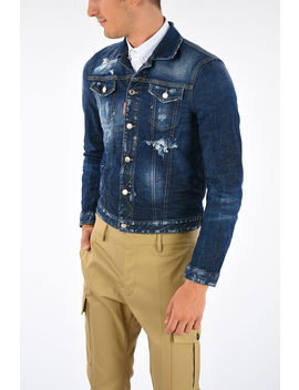 Classic Jean Jacket by Dsquared2