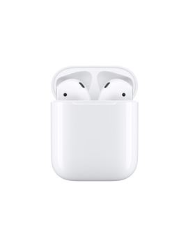 Apple Air Pods 2nd Gen Bluetooth Headphones With Charging Case by Catch