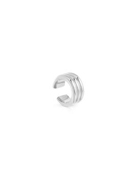 Silver Ancien Ear Cuff by Missoma