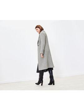 Premium Long Coat by Oasis