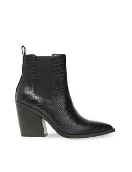 Archie Black Crocodile by Steve Madden