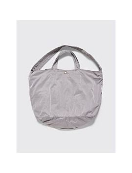 Clamp Airport Bag Silver by Très Bien