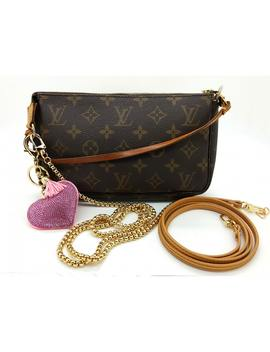 Pochette Accessoire Cloth Clutch Bag by Louis Vuitton