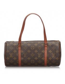 Papillon Cloth Handbag by Louis Vuitton