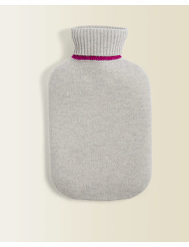 Cashmere Hot Water Bottle by Jigsaw