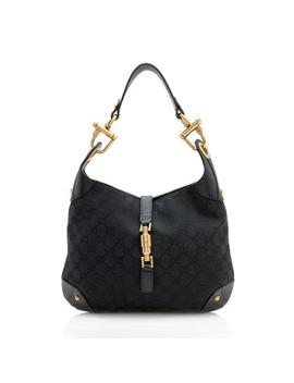 Nailhead Jackie Large Hobo by Gucci