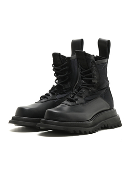 Chunky Combat Boots by Julius
