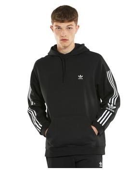 Adidas Originals Mens Lock Up Pullover Hoodie by Adidas Originals
