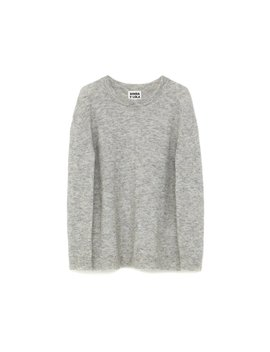 Bimba Y Lola Women Long Mohair Jumper 192 Br7210 by Bimba Y Lola