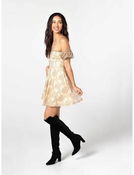 Tessa Mini Dress by Eggie