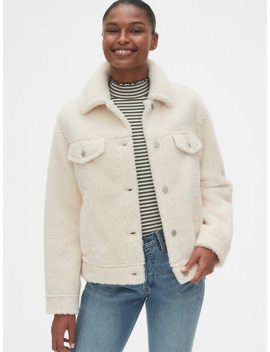 Icon Sherpa Jacket by Gap