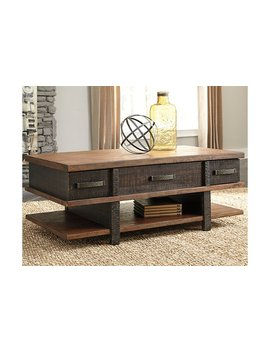 Stanah Coffee Table With Lift Top by Ashley Homestore