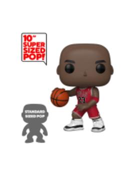 "Pop Nba: Bulls   10"" Michael Jordan (Red Jersey) by Game"