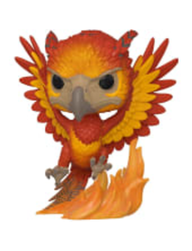 Pop! Movies: Harry Potter   Fawkes by Game