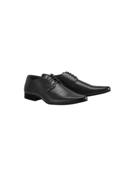 Black Aiden Dress Shoe by Connor