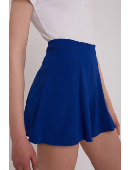 Pleated Shorts by Subdued