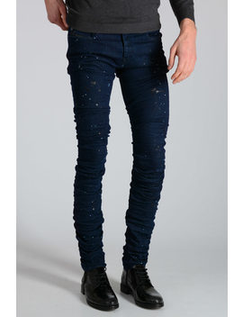 Black Gold 16cm Denim Stretch Type 2614 Jeans by Diesel